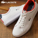 LACOSTE拉科斯特运动鞋人MNS CARNABY EVO kanabiebo WHT/NVY(SPM0003-042 FW17)