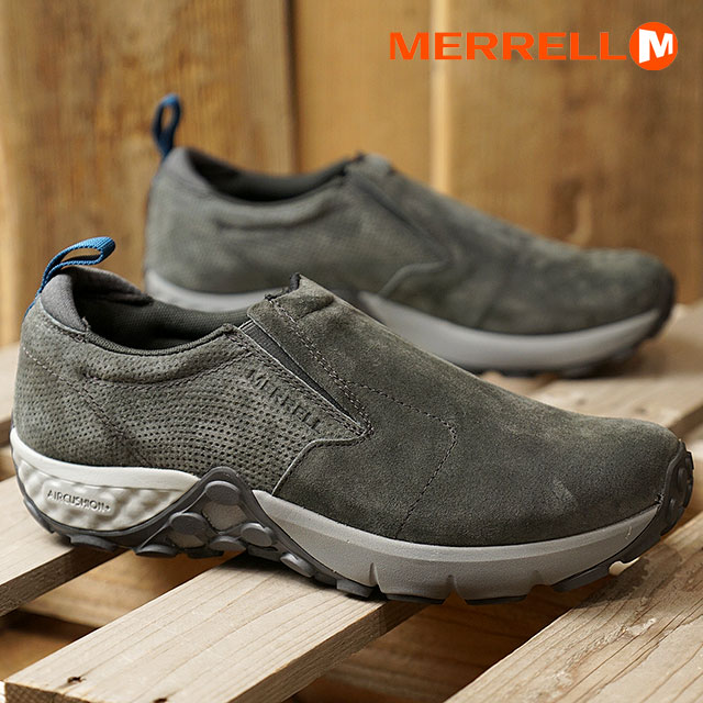 【在庫限り】MERRELL メレル メンズ MENS JUNGLE MOC AC+ ジャングルモック エアークッションプラス BELUGA 靴 (92021 FW17)【e】【ts】