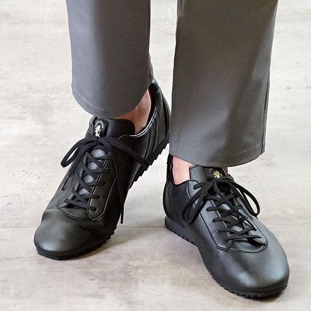 【即納】【返品送料無料】PATRICK パトリック スニーカー 靴 CALLACLE カラックル BLK メンズ・レディース (529671 FW17Q4)【コンビニ受取対応商品】