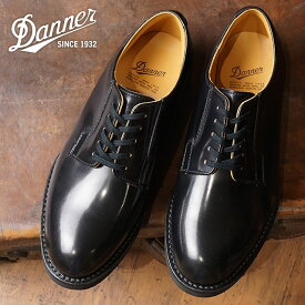 【ショップポイント5倍!1/31まで】DANNER ダナー ブーツ 短靴 POSTMAN SHOES ポストマン シューズ BLACK (D214300 D-214300)