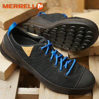 3636a85d5fc6 SHOETIME  メレル MERRELL men beta flash suede M BETA FLASH SUEDE outdoor  sneakers shoes BLACK (95189 FW18)
