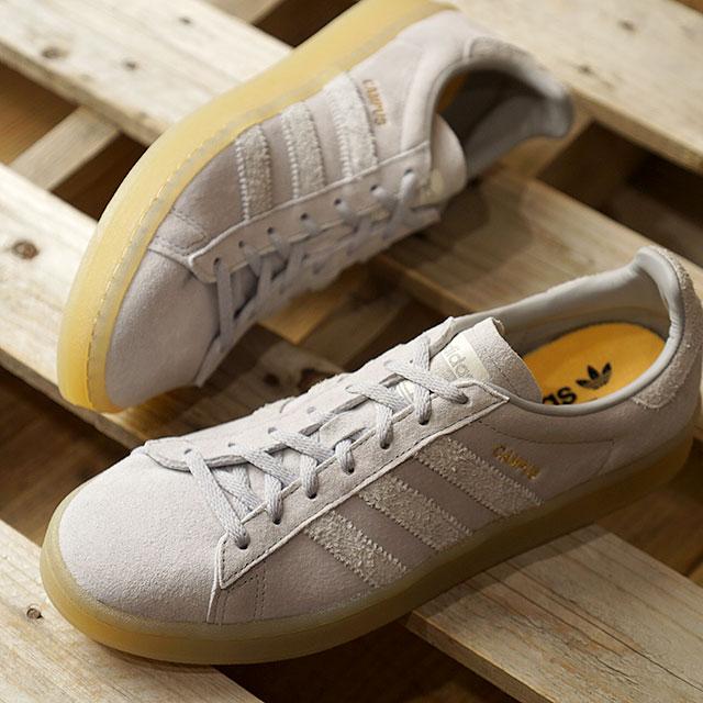 【即納】adidas Originals アディダス オリジナルス レディース CAMPUS W キャンパス ウィンメンズ スニーカー 靴 グレーTWO F17/グレーワンF17/ガム4 (B37149 FW18)【コンビニ受取対応商品】