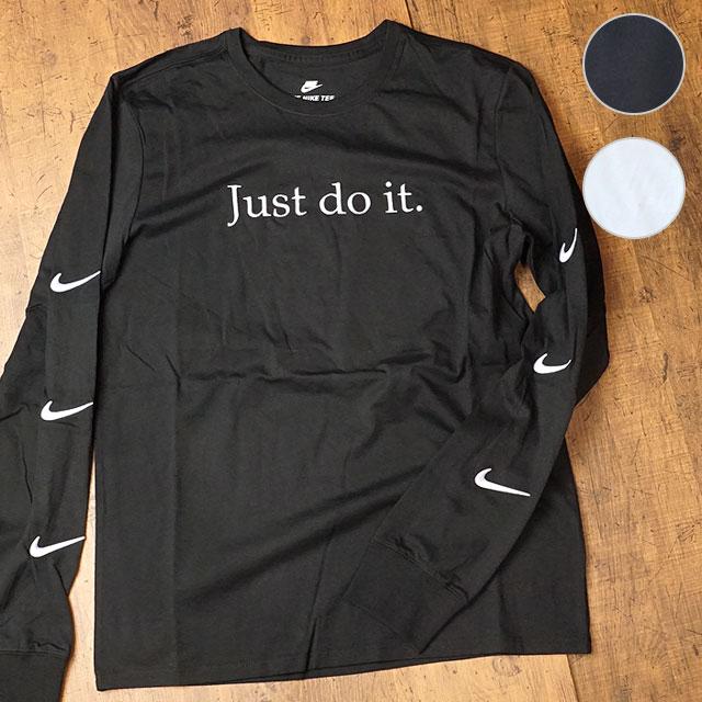 【即納】NIKE メンズ ロングスリーブTシャツJDI+ 2 L/S Tシャツ (AA6593 HO18)【コンビニ受取対応商品】【メール便可】