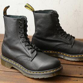 ドクターマーチン Dr.Martens 8ホールブーツ パスカル 1460 PASCAL VIRGINIA メンズ レディース 靴 BLACK (13512006 SS19)【コンビニ受取対応商品】
