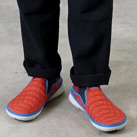 メレル MERRELL メンズ ハット モック M HUT MOC キャンプモック アウトドア ライフスタイルシューズ スニーカー 靴 BOSSANOVA レッド系 (J17179 FW19)【e】【ts】