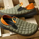 メレル MERRELL メンズ ハット モック M HUT MOC キャンプモック アウトドア ライフスタイルシューズ スニーカー 靴 OLIVE カーキ系 (J17125 FW19)