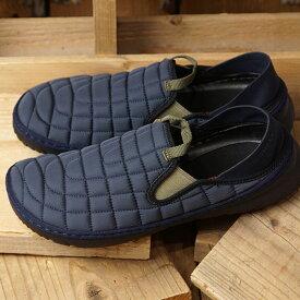 【サイズ交換片道送料無料】メレル MERRELL メンズ ハット モック M HUT MOC キャンプモック アウトドア ライフスタイルシューズ スニーカー 靴 NAVY ネイビー系 (J5001071 FW19)