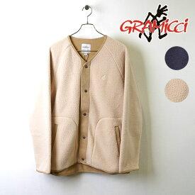 グラミチ GRAMICCI メンズ ボアフリース ジャケット BOA FLEECE JACKET (GUJK-19F039 FW19)