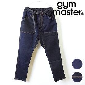 ジムマスター gym master メンズ ストレッチデニム ベーカーパンツ ワークパンツ アウトドア カジュアル (G302686 FW19)