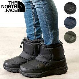 ザ・ノースフェイス THE NORTH FACE ウィンターブーツ TNF ヌプシ ブーティー ウォータープルーフ 6 ショート Nuptse Bootie WP VI Short メンズ・レディース スノーブーツ 防水 防寒靴 (NF51874 FW19)【ts】【e】