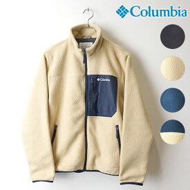 【12/12 14時まで!ポイント5倍】コロンビア Columbia メンズ シュガードームジャケット SUGAR DOME JACKET ボアフリース ブルゾン (PM1614 FW19)