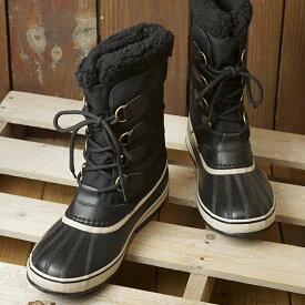 ソレル SOREL メンズ 1964 パックナイロン 1964 PAC NYLON メンズ・レディース スノーブーツ ウィンター アウトドア 防寒靴 BLACK/ANSIENT FOSSILブラック系 (NM3487-011 FW19)