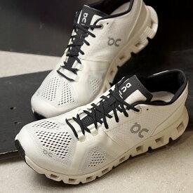 【サイズ交換片道送料無料】オン On スニーカー クラウドX W Cloud X (40.99702 FW20) レディース ランニングシューズ 靴 ホワイト/ブラック ホワイト系
