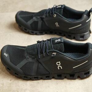 【サイズ交換片道送料無料】オン On スニーカー クラウドテリー M Cloud Terry (18.99684 FW20) メンズ ランニングシューズ 靴 ブラック ブラック系