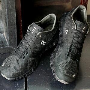 【サイズ交換片道送料無料】オン On スニーカー クラウドX M Cloud X (40.99706 FW20) メンズ ランニングシューズ 靴 ブラック/アスファルト ブラック系