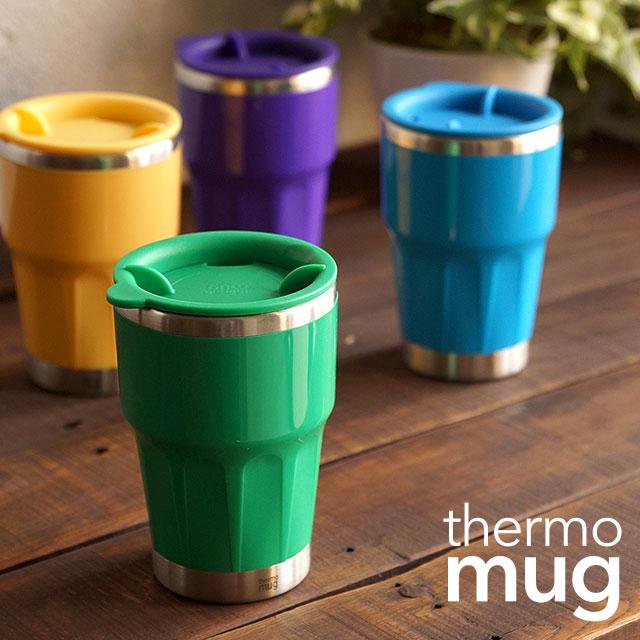 【在庫限り】thermomug サーモマグ タンブラー ステンレスボトル 水筒 DXタンブラー M (7250)【e】【ts】【コンビニ受取対応商品】