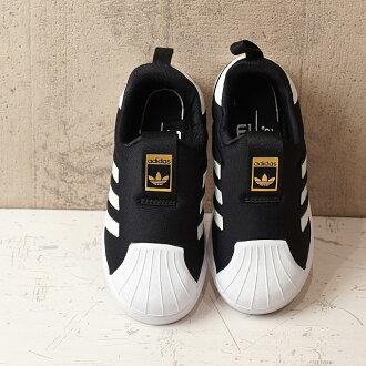 adidas Originals Adidas originals SS 360 I kids baby superstar C black /R white /R white (S82711 SS17) shoetime