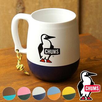 CHUMS查姆雜貨啤酒杯茶杯Big Round Camper Mug大的局露營者啤酒杯(CH62-1047)shoetime
