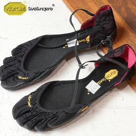 【ショップポイント10倍!1/31まで】Vibram FiveFingers ビブラムファイブフィンガーズ レディース WMNS VI-S BLACK ビブラム ファイブフィンガーズ 5本指シューズ ベアフット 靴 (16W6501)【コンビニ受取対応商品】