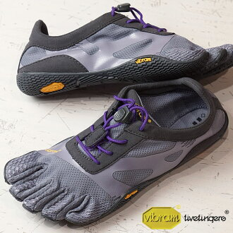 Five Vibram FiveFingers vibram five finger gap Dis WMNS KSO EVO LAVENDER/PURPLE vibram five fingers finger shoes base-up feet (17W0702)