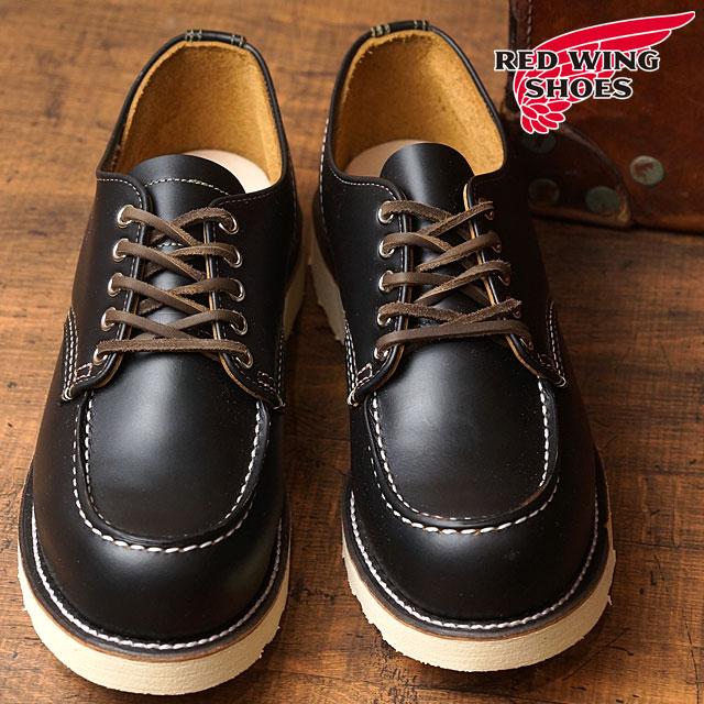 【返品サイズ交換可】REDWING レッドウィング ブーツ メンズ IRISH SETTER アイリッシュセッター オックスフォード シューズ Black Klondike (9894 SS17)【コンビニ受取対応商品】