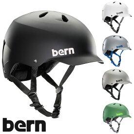 【JAPAN FIT】bern バーン ヘルメット MNS メンズ WATTS ワッツ (VM5)【コンビニ受取対応商品】 shoetime