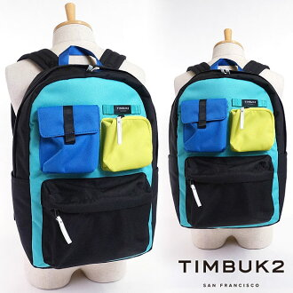 TIMBUK2 timbakku 2背包Ramble Pack隆隆声包帆布背包日包Tropidelic(1736-3-9404 SS17)