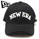 【即納】NEWERA ニューエラ キャップ New Era 39THIRTY New Era SPACER MESH CAP ニューエラ ロゴ スペーサーメッシュ…