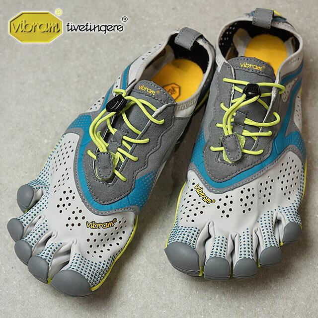 Vibram FiveFingers ビブラムファイブフィンガーズ メンズ ランニングモデル MNS V-RUN OYSTER ビブラム ファイブフィンガーズ 5本指シューズ ベアフット 靴 (17M7003)【コンビニ受取対応商品】