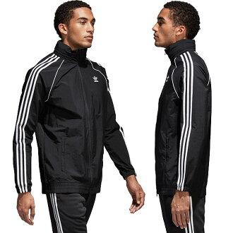 2365b6f3af adidas Adidas nylon jacket men SST WINDBREAKER superstar windbreaker adidas  Originals Adidas originals (EMX16 CW1309 SS18)