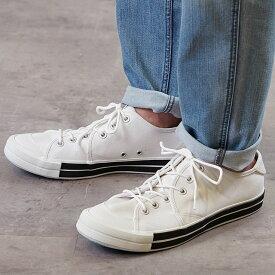 【サイズ交換片道送料無料】RFW アールエフダブリュー リズムフットウェア メンズ・レディース スニーカー 靴 SANDWICH-LO STANDARD サンドウィッチ ロー スタンダード White ホワイト (R-1812011 SS18)