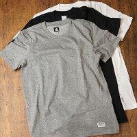 【即納】adidasアディダスTシャツメンズ・レディース3PACKTEES3パックパフォーマンスTシャツ(ブラック・ホワイト・グレー)adidasOriginalsアディダスオリジナルス(CW2344SS18)【コンビニ受取対応商品】