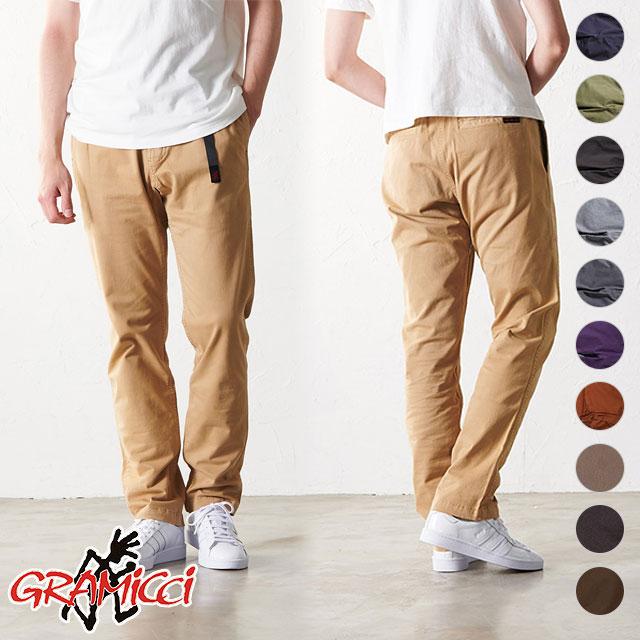 【即納】GRAMICCI グラミチ NN パンツ メンズ NN-PANTS ニューナローパンツ (0816-FDJ SS18)【コンビニ受取対応商品】