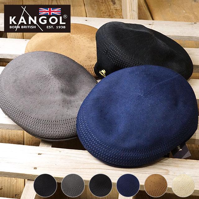 【即納】KANGOL カンゴール ハンチング メンズ・レディース 帽子 Tropic 504 Ventair トロピカル 504 ベントエアー (185169001 SS18)【コンビニ受取対応商品】