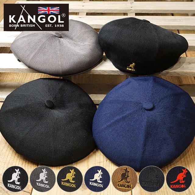 【即納】KANGOL カンゴール ハンチング キャスケット メンズ・レディース 帽子 Tropic Galaxy トロピカル ギャラクシー (175169701 SS18)【コンビニ受取対応商品】