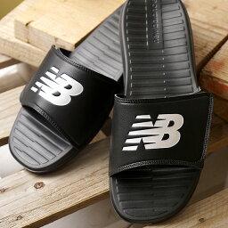 newbalance新平衡人·女士D懷斯SD230 BK黑色淋浴涼鞋(SD230BK SS18)