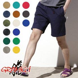 【9/27 14時まで!ポイント10倍】GRAMICCI グラミチ ショートパンツ メンズ G-SHORTS ジーショーツ (8117-56J SS18)