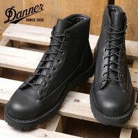 【即納】DannerダナーマウンテンブーツメンズDANNERFIELDダナーフィールドBLACK/BLACK(D121003SS18)【コンビニ受取対応商品】