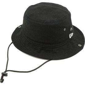 即納 NEWERA ニューエラキャップ BUCKET HAT バケットハット ブラック ホワイト 11136025 SS13 d0df43ff73fd