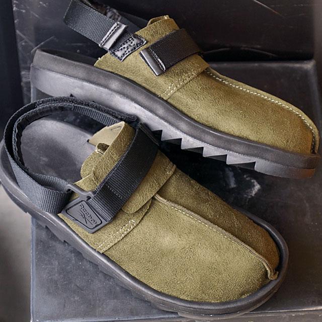 【在庫限り】【限定モデル】Reebok CLASSIC リーボック クラシック BEATNIK SYN ビートニック SYN サンダル 靴 メンズ・レディース アーミーグリーン/ブラック (CN7050 FW18)【ts】【コンビニ受取対応商品】