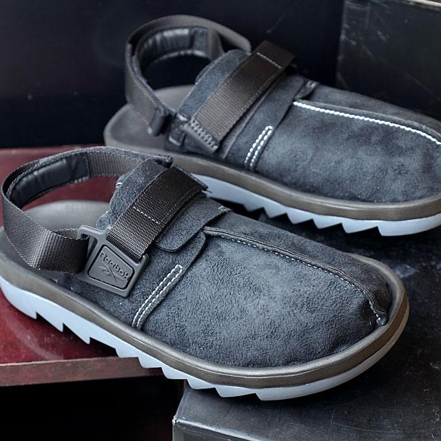 【即納】【限定モデル】Reebok CLASSIC リーボック クラシック BEATNIK SYN ビートニック SYN サンダル 靴 メンズ・レディース コール/アステロイドダスト (CN7051 FW18)【コンビニ受取対応商品】