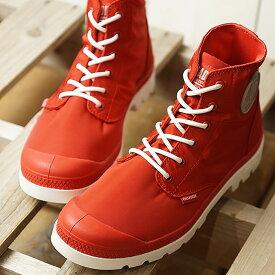 【即納】パラディウム PALLADIUM パンパ パドルライト WPプラス PUMPA PUDDLE LITE WP+ メンズ レディース スニーカー 靴 TRUE RED/STAR WHITE (76357-688 SS19)