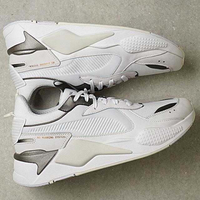 【即納】プーマ PUMA RS-X トロフィー RS-X TROPHY メンズ スニーカー 靴 プーマ ホワイト/ブロンズ (369451-02 SS19)