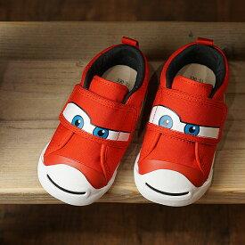 コンバース CONVERSE キッズ ディズニー ピクサー ベビー ジャックパーセル N カーズ MQ V-1 BABY JACK PURCELL N CARS MQ V-1 スニーカー 靴 レッド (32713492 SS19)【e】【ts】