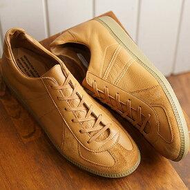 リプロダクション オブ ファウンド REPRODUCTION OF FOUND ジャーマン ミリタリー トレーナー GERMAN MILITARY TRAINER メンズ レディース ジャーマントレーナー スニーカー 靴 LIGHT CAMEL (1700L SS19)