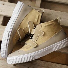 スラック SLACK ブレント BLENT メンズ・レディース ベルクロ スニーカー 靴 SAND BEIGE/WHITE ベージュ系 (SL1545-366 SS19)【ts】【e】