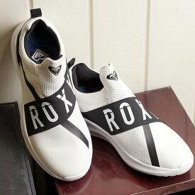 ロキシー ROXY スニーカー ギジェット GIDGET レディース スリッポン 靴 WHT (RFT191306 SS19)【ts】【e】