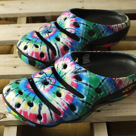 【即納】キーン KEEN メンズ ヨギ アーツ MEN YOGUI ARTS サンダル 靴 Dye Spiral 11 (1020293 SS19)