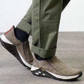 【サイズ交換片道送料無料】メレル MERRELL メンズ ジャングルモック2.0 MNS JUNGLE MOC 2.0 スリッポン カジュアル コンフォート スニーカー 靴 BOULDER ブラウン系 (94527 SS19)