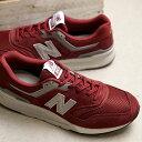 d29428d49cf1 New Balance newbalance CM997H CD men gap Dis sneakers shoes BURGUNDY  burgundy system (CM997HCD SS19)